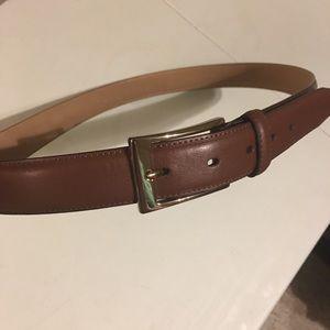 Dockers Leather Belt Size 38